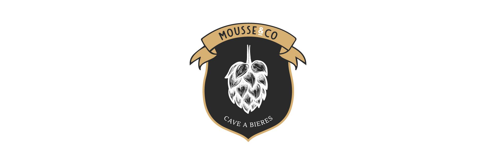 Blason Mousse & Co