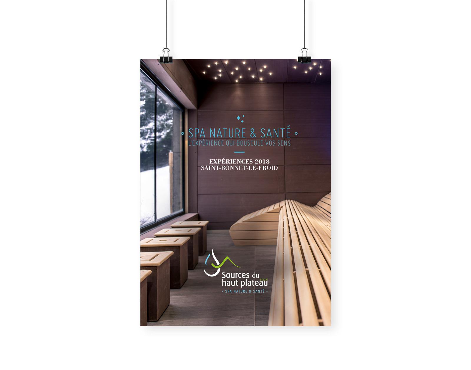 Création des brochures SHP par studio N°3