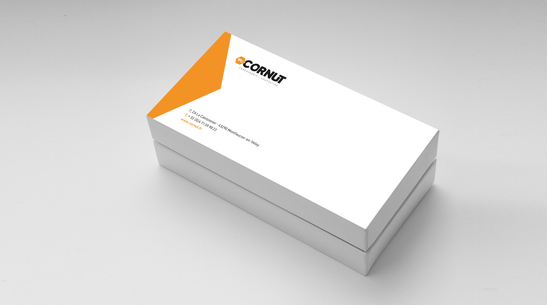 Image de marque du groupe Cornut en Haute-Loire