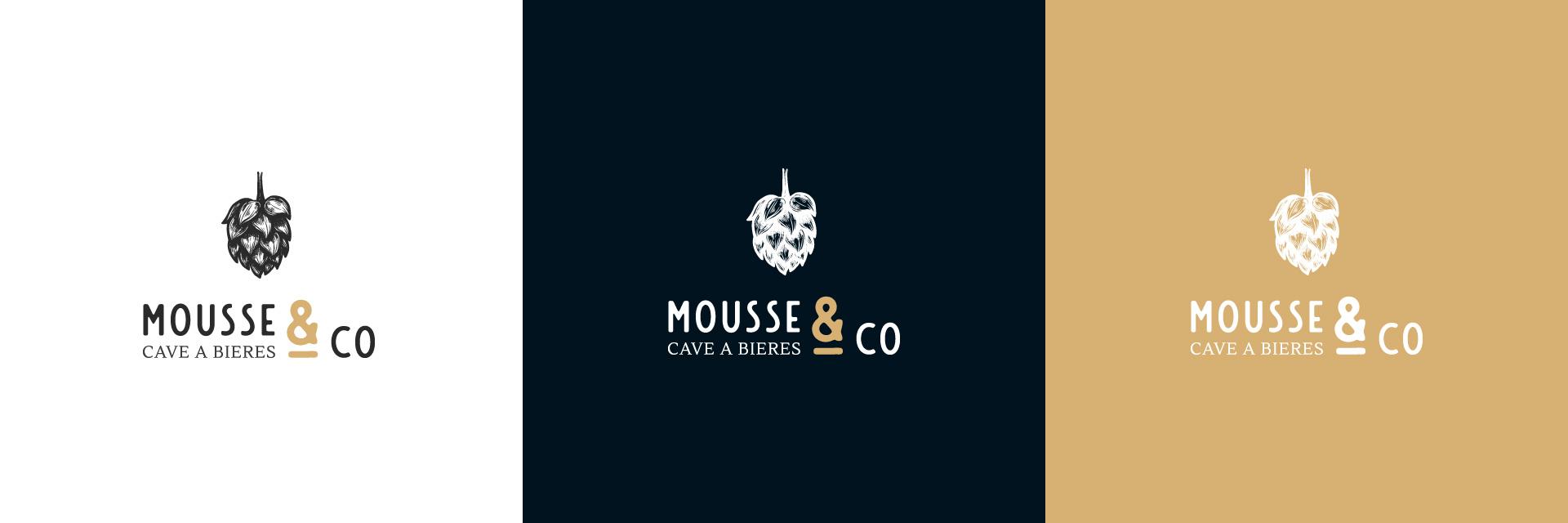 Logo Mousse and co en Haute-Loire