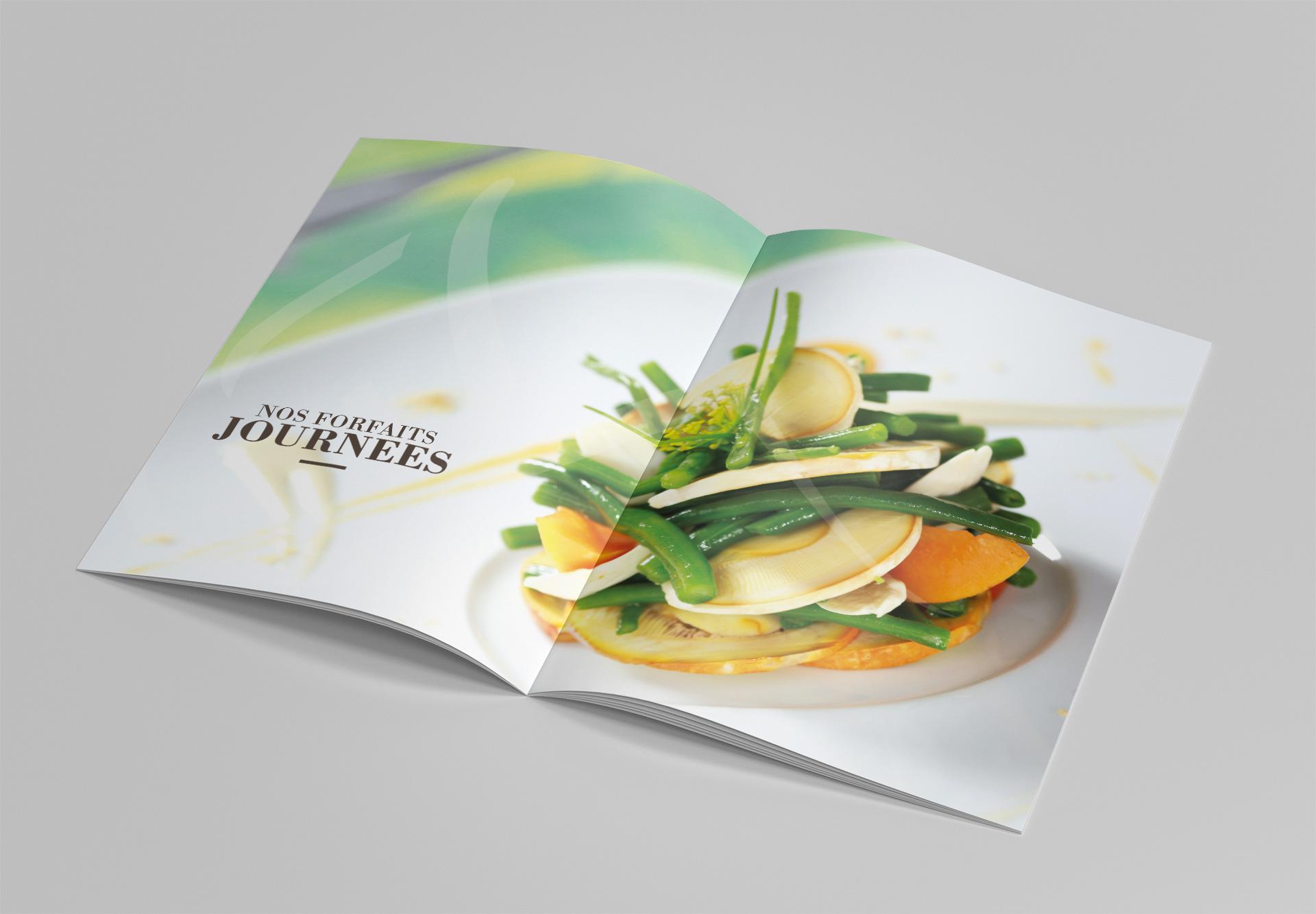 Studio N°3, création de brochures au Puy-en-Velay